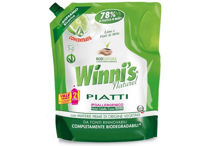 winni's piatti liquido ecoricarica
