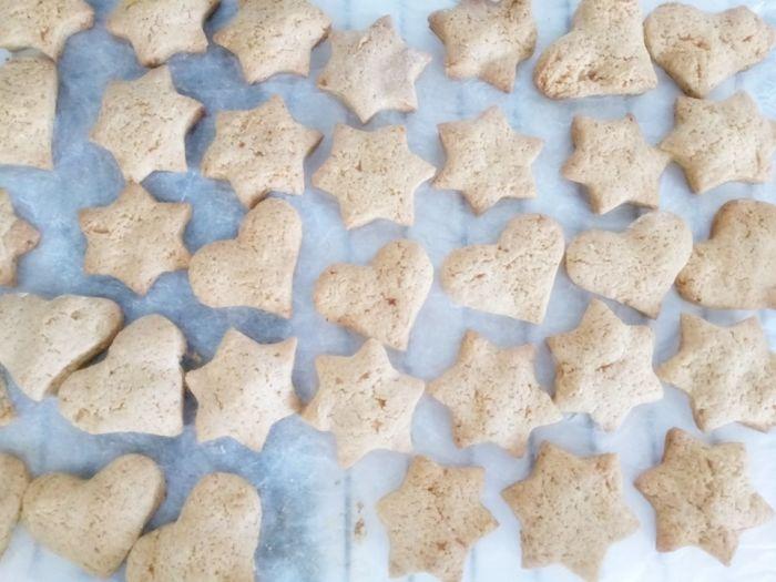 biscotti senza nichel fatti in casa