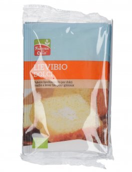 Cremor Tartaro - Polvere Lievitante per Dolci Bio