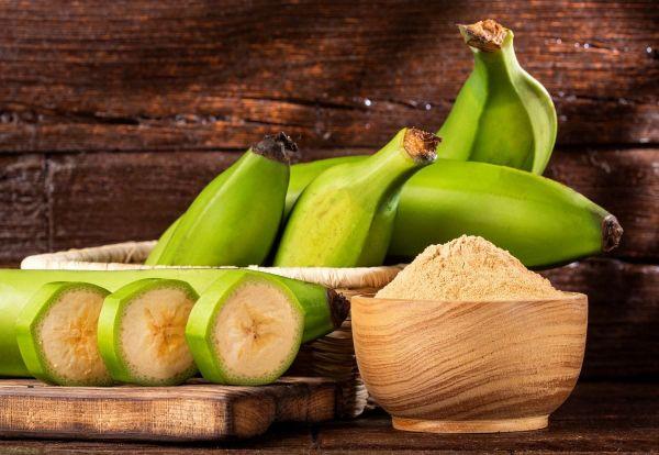 il frutto del platano e la farina