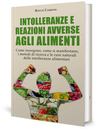 libro sulle intolleranze alimentari